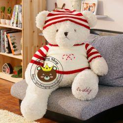 Gấu bông Teddy Giáng sinh Merry Cristmas (1m2, 1m4)