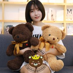 Gấu bông Teddy XJR (40cm, 60cm)