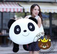Gấu bông Panda nằm (80cm, 1m, 1m2)