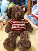Gấu bông teddy áo len Harvard (1m, 1m2, 1m4)