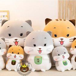 Mèo bông Teacup (30cm, 45cm, 60cm)