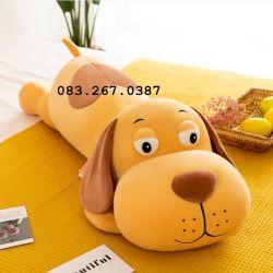 Chó bông chó lười cute (60cm, 80cm, 1m, 1m2)