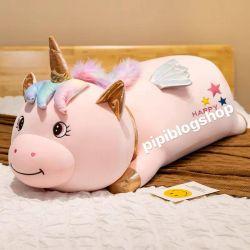 Kì lân bông Unicorn LX nằm (70cm, 90cm, 1m1)