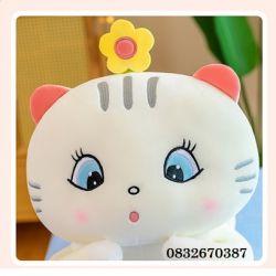 Mèo bông Elly bông hoa cute