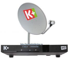 Đầu thu truyền hình số vệ tinh K+