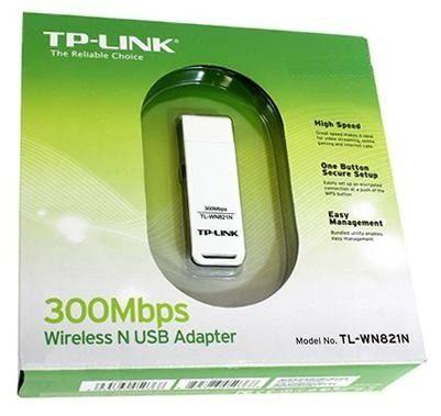 Card USB thu Wifi 300Mbps TL-WN821N