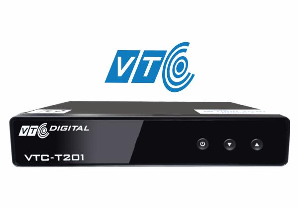 Đầu mặt đất VTC digital T201 - T205