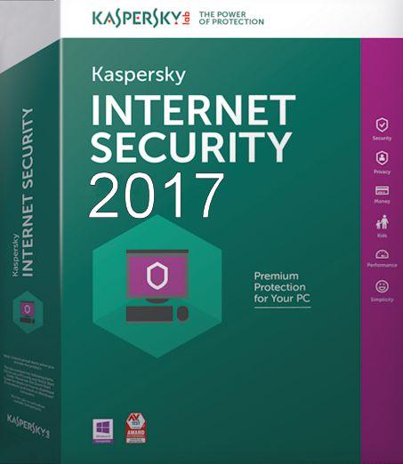 Phần mềm diệt Virus Kaspersky internet 1 máy 1 năm