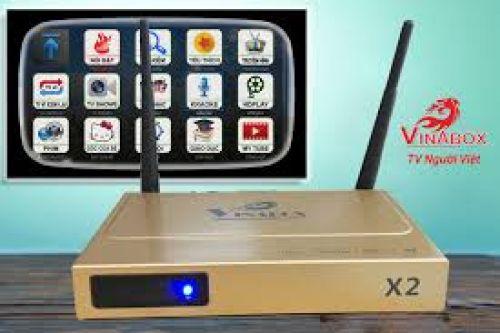 Đầu Android Box X2