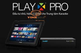 Bộ đầu màn karaoke Hanet PlayX Pro 4TB