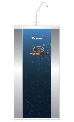 Máy lọc nước Kangaroo vỏ Vertu xanh KG108HVT