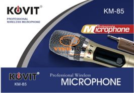 Professional Wireless Microphone Kovit KM-85