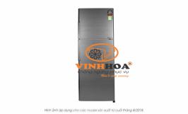 Tủ lạnh Sharp inverter 314L SJ-X316E-DS (bạc sẫm)