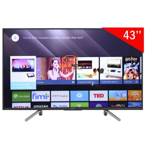 Android Tivi Sony 43 inch FHD 43W800G