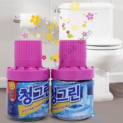 Combo 2 chai Chai thả bồn cầu Hàn Quốc