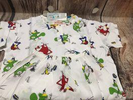 Bộ quần áo lanh FiFi giành cho bé(trai + Gái)