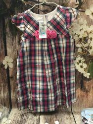 Váy kẻ karo giành cho bé gái Size 6( 20-25kg)