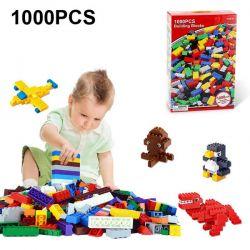 Bộ Lego 1000 miếng ghép cao cấp giúp bé thỏa sức sáng tạo