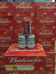 BIA BUDWEISER (USA) - thùng 12 lon 330ml