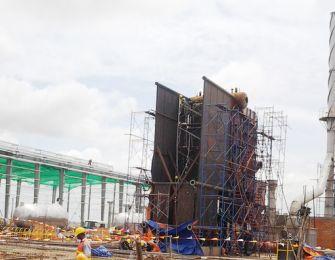 Tháng 7/2015 Phúc Trường Hải khởi công lò hơi 10 tấn theo tiêu chuẩn ASME