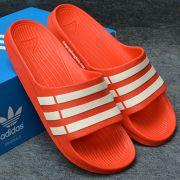 Dép Adidas Duramo Red White chính hãng