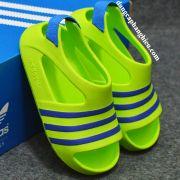 Sandal Adidas Adilette Green Blue