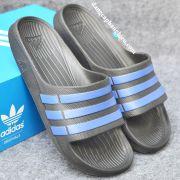 Dép Adidas Duramo chính hãng đen xanh