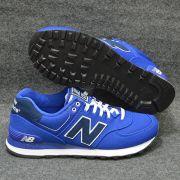 Giày New Balance Sneaker 574 xanh