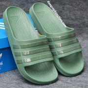 Dép Adidas Duramo chính hãng xanh bộ đội