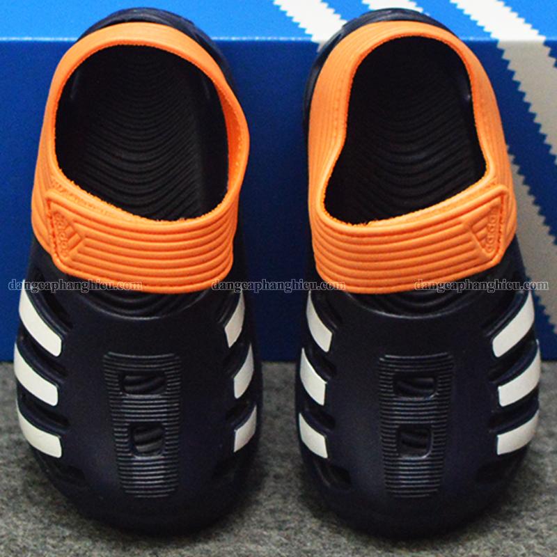 015472 Adidas Zsanda Dark Blue Orange 3
