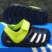 Adidas Zsandal chính hãng xanh đen chuối
