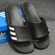 Dép Adidas Aqualette chính hãng màu đen