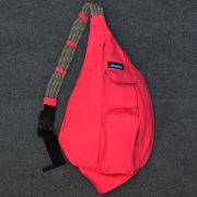 Túi đeo chéo Kavu Rope Bag màu hồng