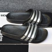 Adidas Duramo màu đen sọc bạc