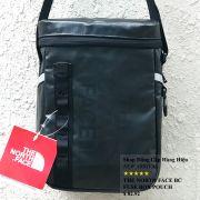Túi đeo chéo The North Face BC Fuse Box Pounch màu đen logo đen