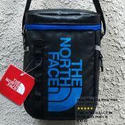 Túi đeo chéo The North Face BC Fuse Box Pounch màu xanh đen logo xanh dương