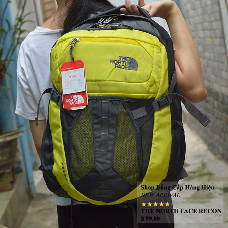 002500035 The North Face Recon 2015 Green 9