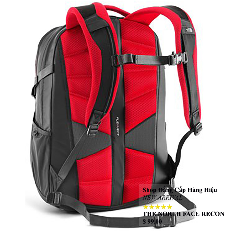 002500032 The North Face Recon 2015 Red 12