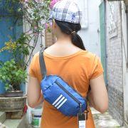 Túi đeo chéo Adidas Parkhood màu xanh dương