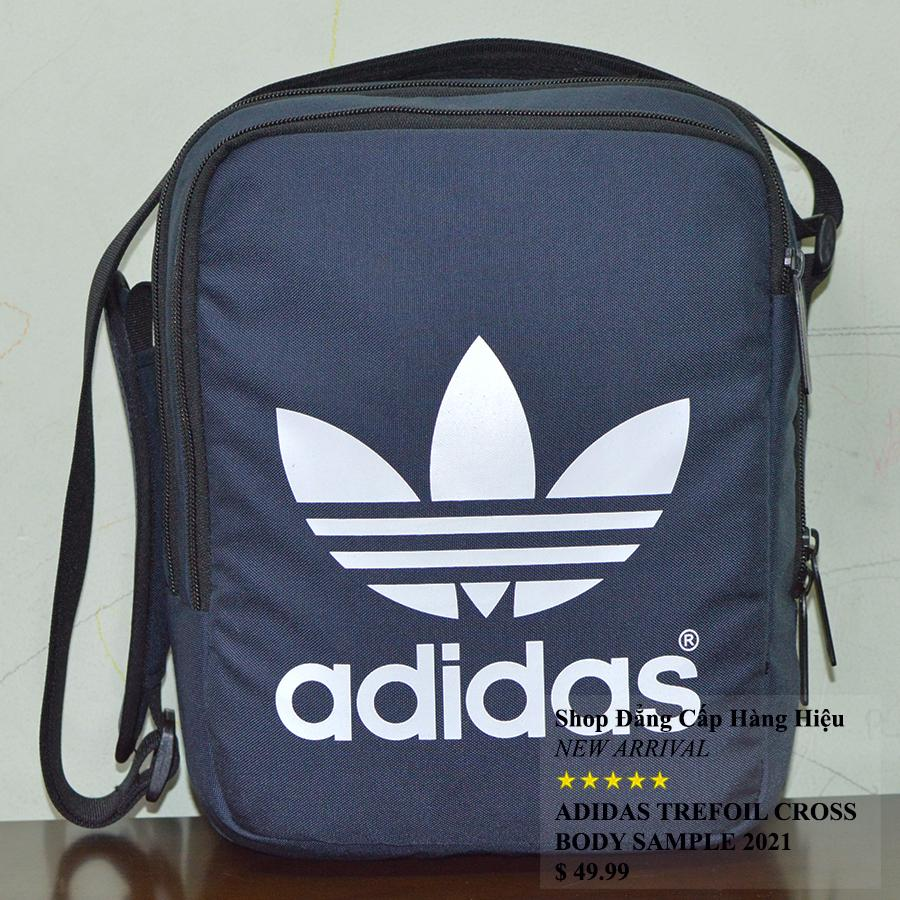 ADIDAS TREFOIL SAMPLE CROSSBODY BAG