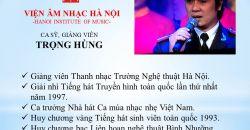 Giảng viên Nguyễn Trọng Hùng