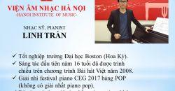 Giảng viên Trần Việt Linh