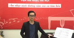 Thầy Trần Việt Linh - Giải Nhì Festival Piano CEG 2017 bảng Pop