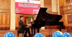 Lễ biểu diễn báo cáo kết quả học tập kì II/2016-2017 của Viện âm nhạc Hà Nội