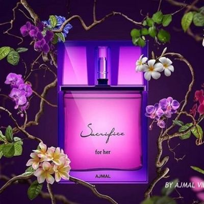 SACRIFICE FOR HER - AJMAL PERFUMES