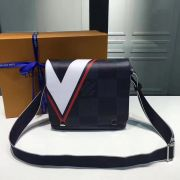 Túi Xách Louis Vuitton Damier Cobalt District MM N44004-TXLV013
