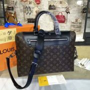 Túi Xách Louis Vuitton Monogram Macassar Documents Jour-M54019-TXLV022