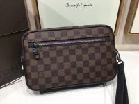 Túi Xách Louis Vuitton Canvas Kasai Clutch Man's Bag-N41663-TXLV081