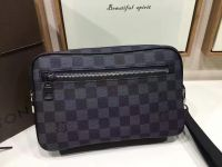 Túi Xách Louis Vuitton Canvas Kasai Clutch Man's Bag-N41664-TXLV082