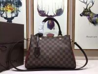 Túi Xách Louis Vuitton Damier Azur Canvas Brittany Bag-N41674-TXLV089